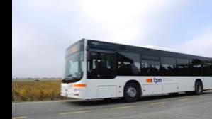 The 814 Bus to Coppet. Photo: Mobilité à Coppet
