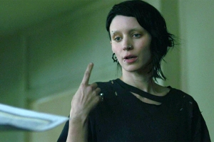 Millennium character Lisbeth Salander, portrayed by Rooney Mara, Photo: gokul-r.blogspot.com