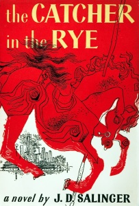 Cover of Catcher in the Rye. Photo: theedgesusu.co.uk