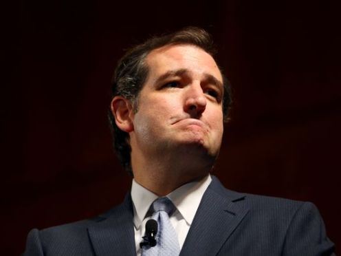 Tea Party Poster boy Ted Cruz. Photo: fixthisnation.com