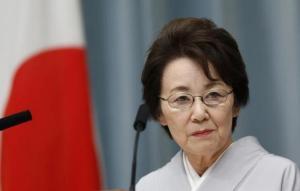 Former Chairwoman Eriko Yamatani. Photo: reuters.com