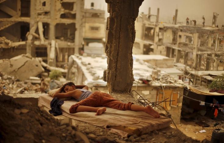 Photo: Suhaib Salem/Reuters
