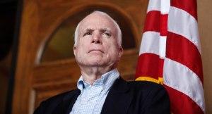 Republican Senator John McCain. Photo: theatlantic.com