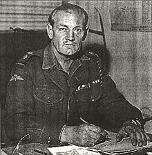 The Lad himself, Jack Churchill. Photo: Wikipedia.org
