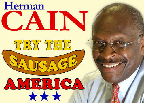 Fun Fact: Former business mogul Herman Cain's candidacy lost due to sexual harassment lawsuits. Photo: freedomsphoenix.com