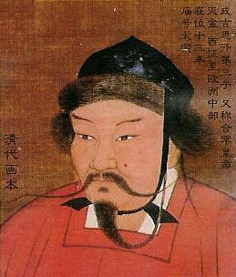 Ogodei Khan. The most powerful lad in history. Photo: Wikipedia.org
