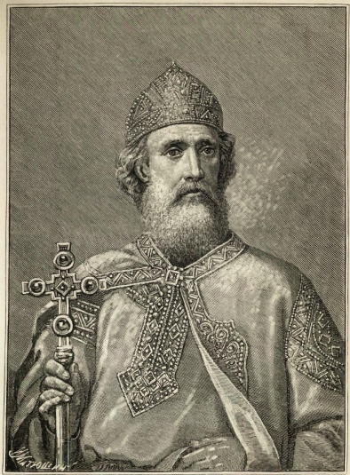 Vladimir the Great, the only lad to become a saint. Photo: familypedia.wikia.org
