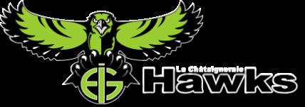La Chat Hawks logo