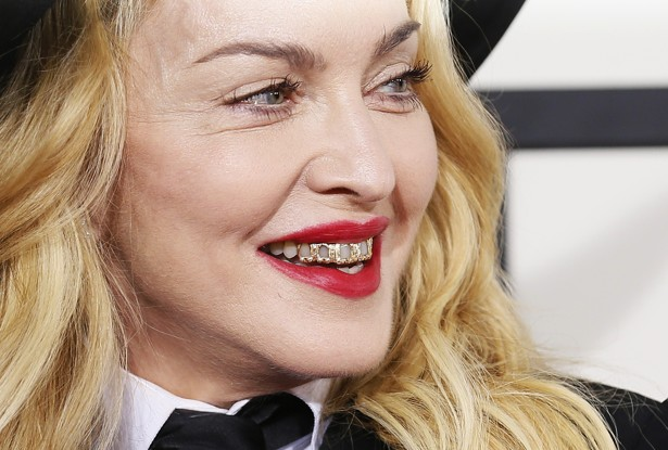 Not this Madonna, the other one. Photo: theatlantic.com