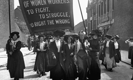 These women were the 'feminazis' of their time. Photo: theguardian.com
