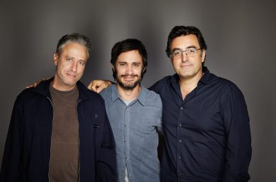 These guys. Making out. Make it happen. Now. Photo: indiewire.com