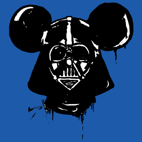 darth mickey, weknowawesome.com