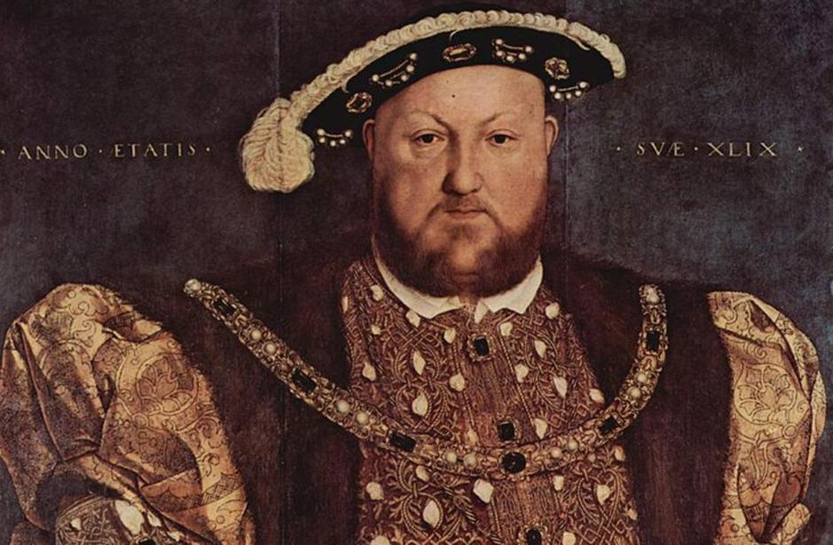 henry VIII, rmg.co.uk